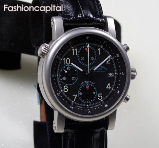 Ultimate pilot german watch muhle glashutte m hle glash tte cockpit timer cosc chrono limited edn for Muhle watches